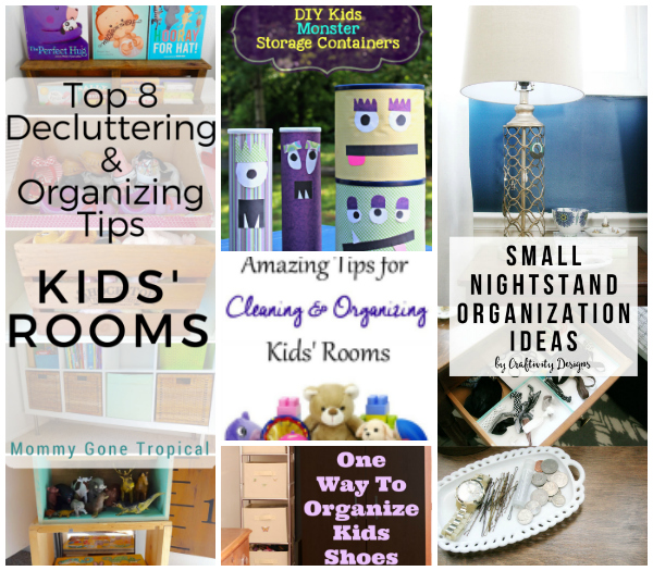 Home organization tons of tips for your seasonal clean up - Cleaning and organizing tips for bedroom ...