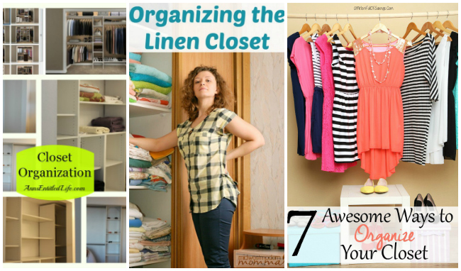 Home Organization Tons Of Tips For Your Seasonal Clean Up