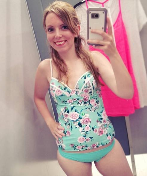 cleo madison bathing suit