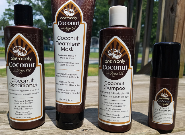 one 'n only argan oil coconut